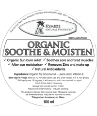 Kymeze Soothe and Moisten